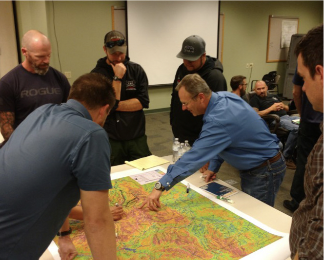 Fighting Wildfire with PODs (Potential Operational Delineations)
